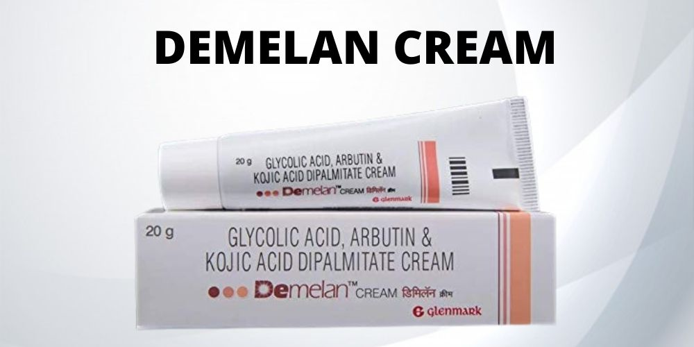 WORRIED ABOUT SKIN PIGMENTATION TRY THE MAGICAL DEMELAN CREAM